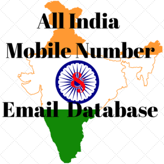 buy Indian email list